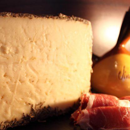 Fromage romarin chèvre