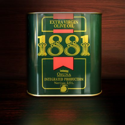 huile d'olive 2,5L