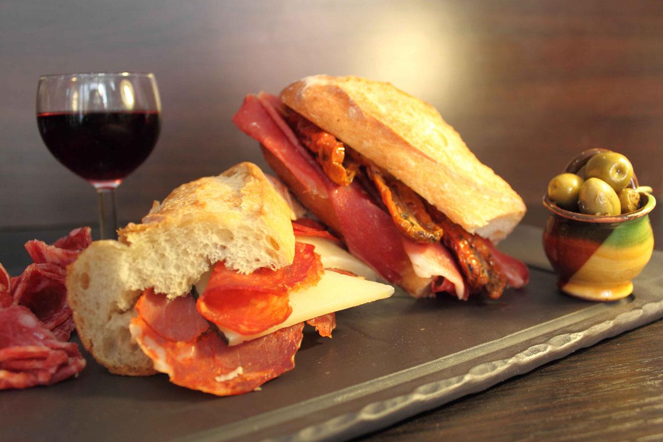 sandwich espagnol