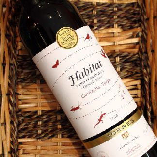 Vin Habitat rouge