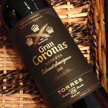 vin Gran Coronas