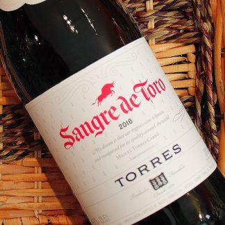 vin Sangre de Toro
