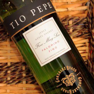 vin Tio Pepe